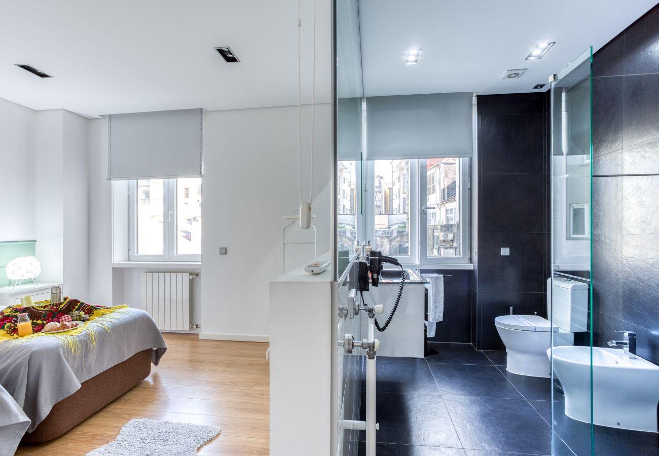 Apartamento em Porto - Apartamento 3 Quartos, Mercado do Bolhão [SB3]