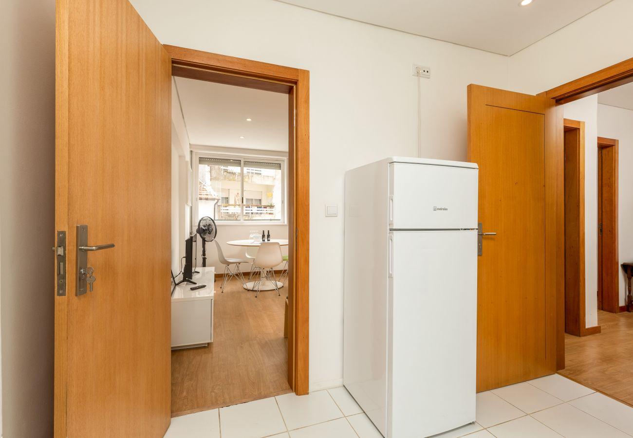 Apartamento em Porto - Apartamento 2 Quartos, Terraço, Baixa do Porto [STI]