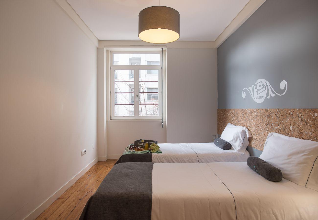 Apartamento em Porto - Apartamento Moderno no Centro da cidade [SB1]