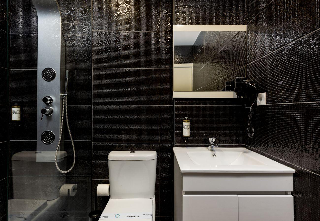 Apartamento em Vila Nova de Gaia - Estúdio em Vila Nova de Gaia junto à Estação das Devesas [W1]
