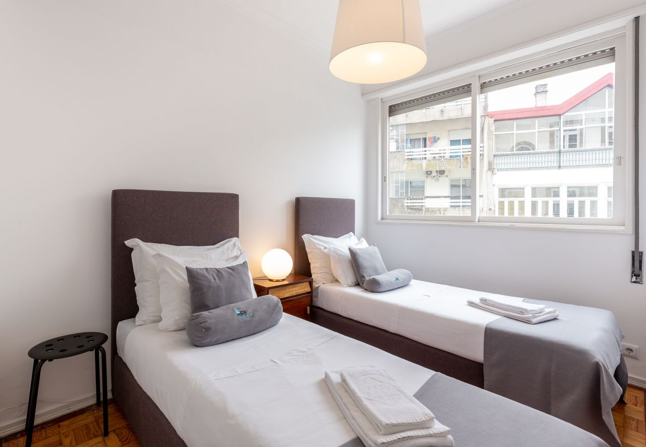 Apartamento em Porto - Apartamento 2 Quartos no Centro do Porto