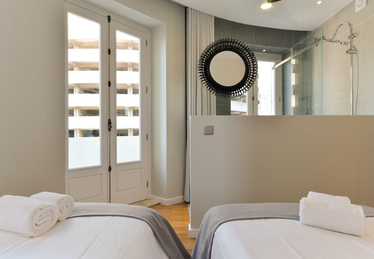 Apartamento em Porto - Feel Porto Merlot Townhouse