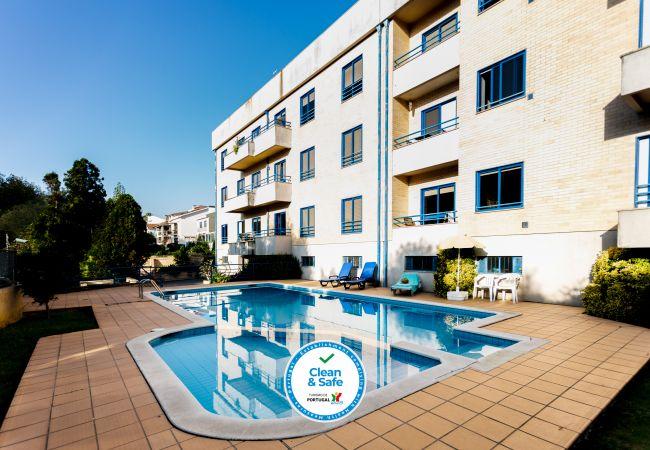 Apartamento em Vila Nova de Gaia - Feel Porto Beach & Pool Studio