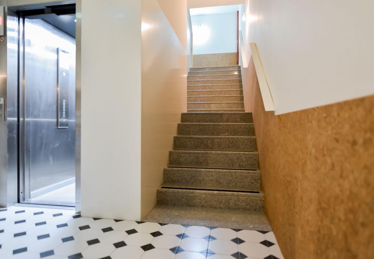 Estúdio em Porto - Cashmere Nightlife Studio 202