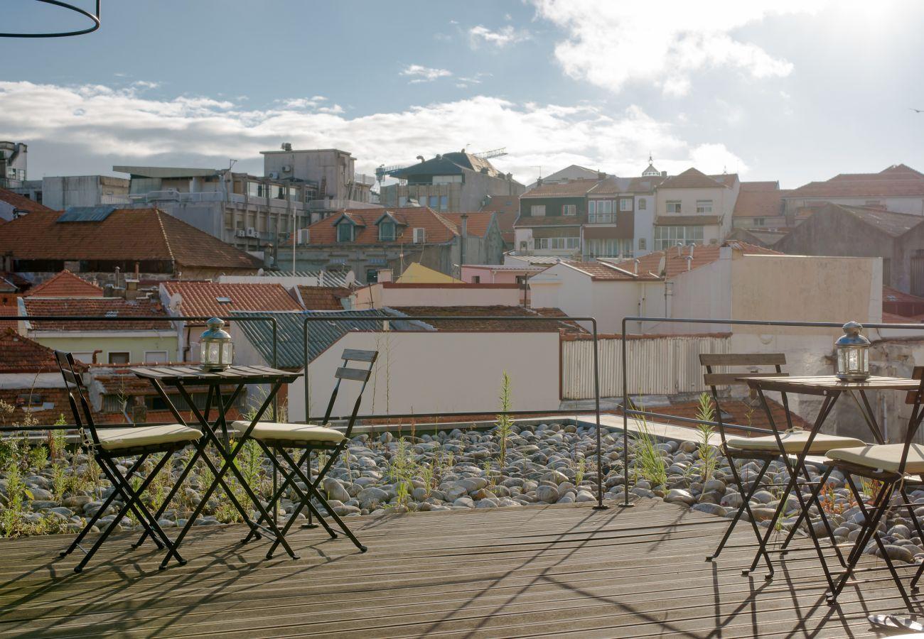 Estúdio em Porto - Feel Porto Antique Fontainhas