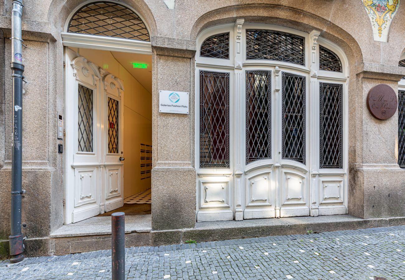 Apartamento em Porto - Galerias Haute Couture Nightlife Flat