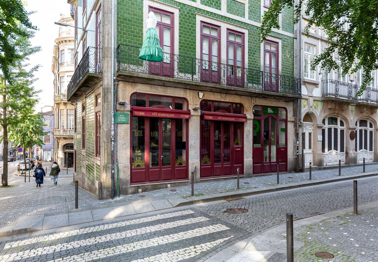Estúdio em Porto - Cotton Cozy Nightlife Studio 301