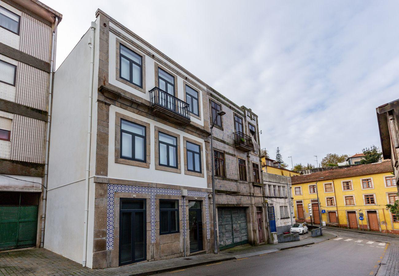 Apartamento em Vila Nova de Gaia - Feel Porto Wine Essence V