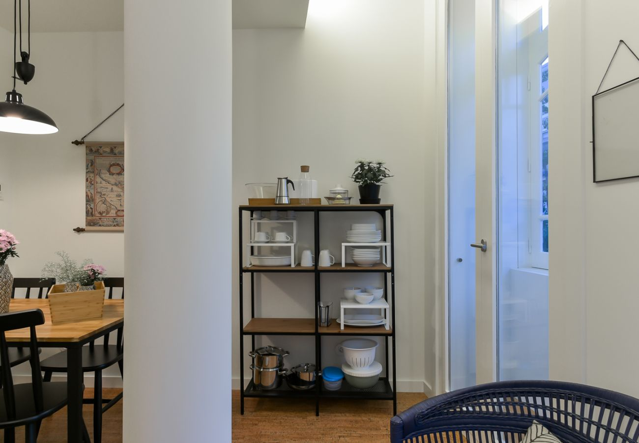 Studio in Porto - Studio near Torre dos Clérigos [GL2]