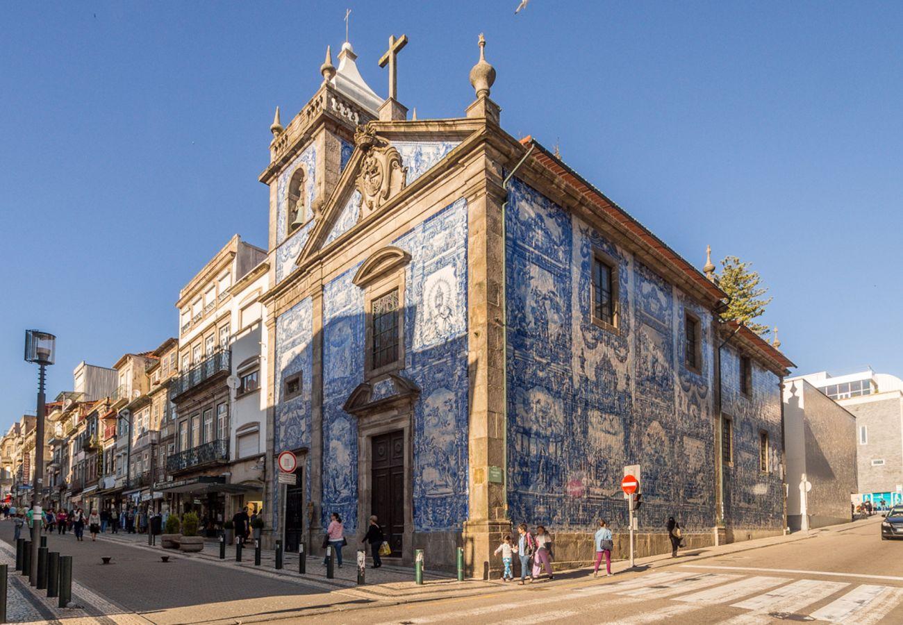 Ferienwohnung in Porto - Feel Porto Downtown Couture