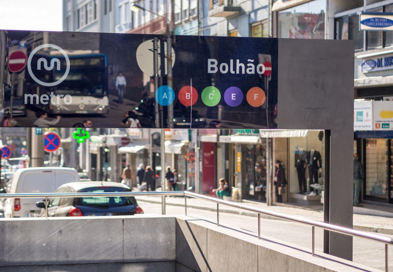 Ferienwohnung in Porto - Feel Porto Downtown Poets Flat