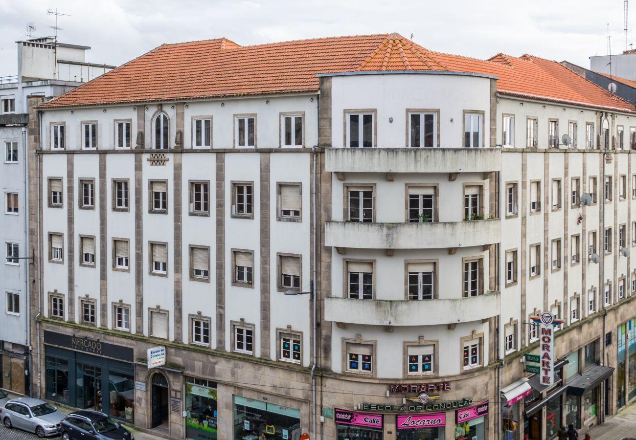 Ferienwohnung in Porto - Feel Porto Merlot Townhouse