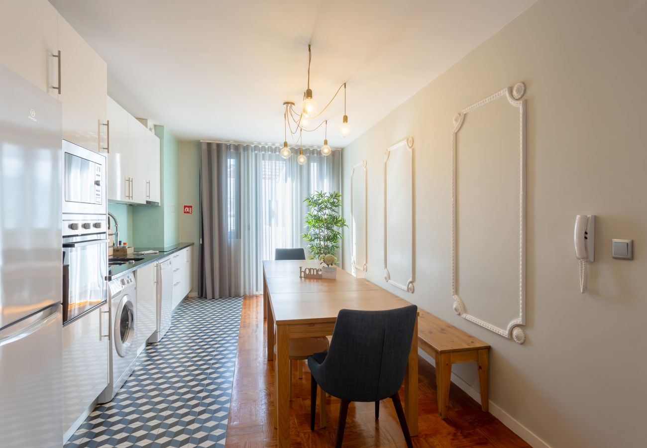 Ferienwohnung in Porto - Feel Porto Ruby Townhouse