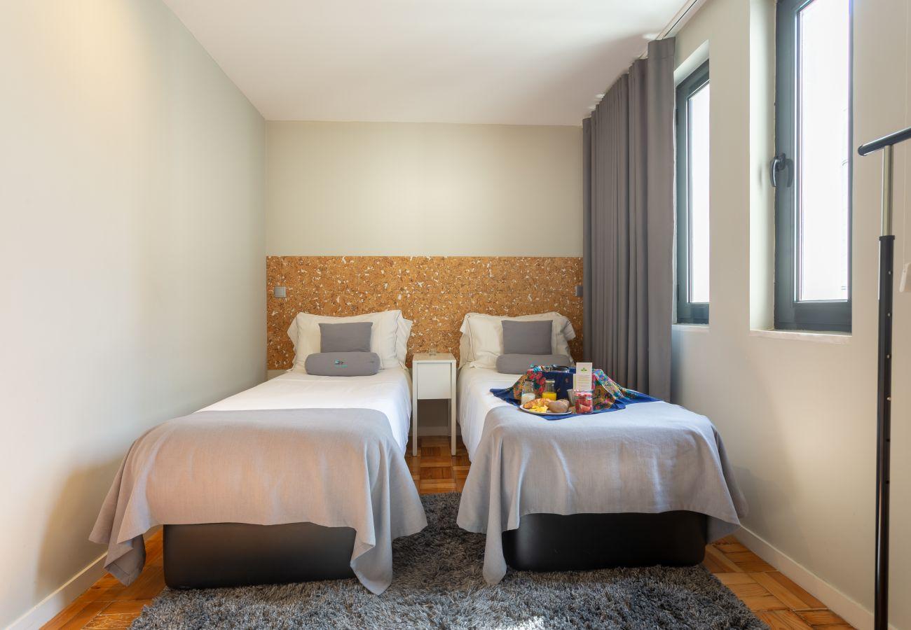 Ferienwohnung in Porto - Feel Porto Ruby Townhouse