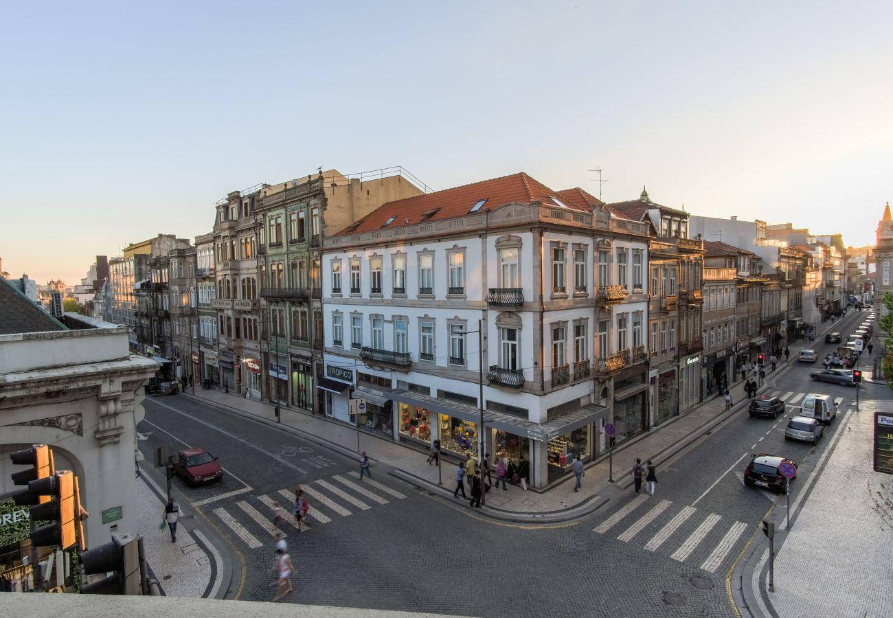 Ferienwohnung in Porto - Feel Porto Downtown Art Tile