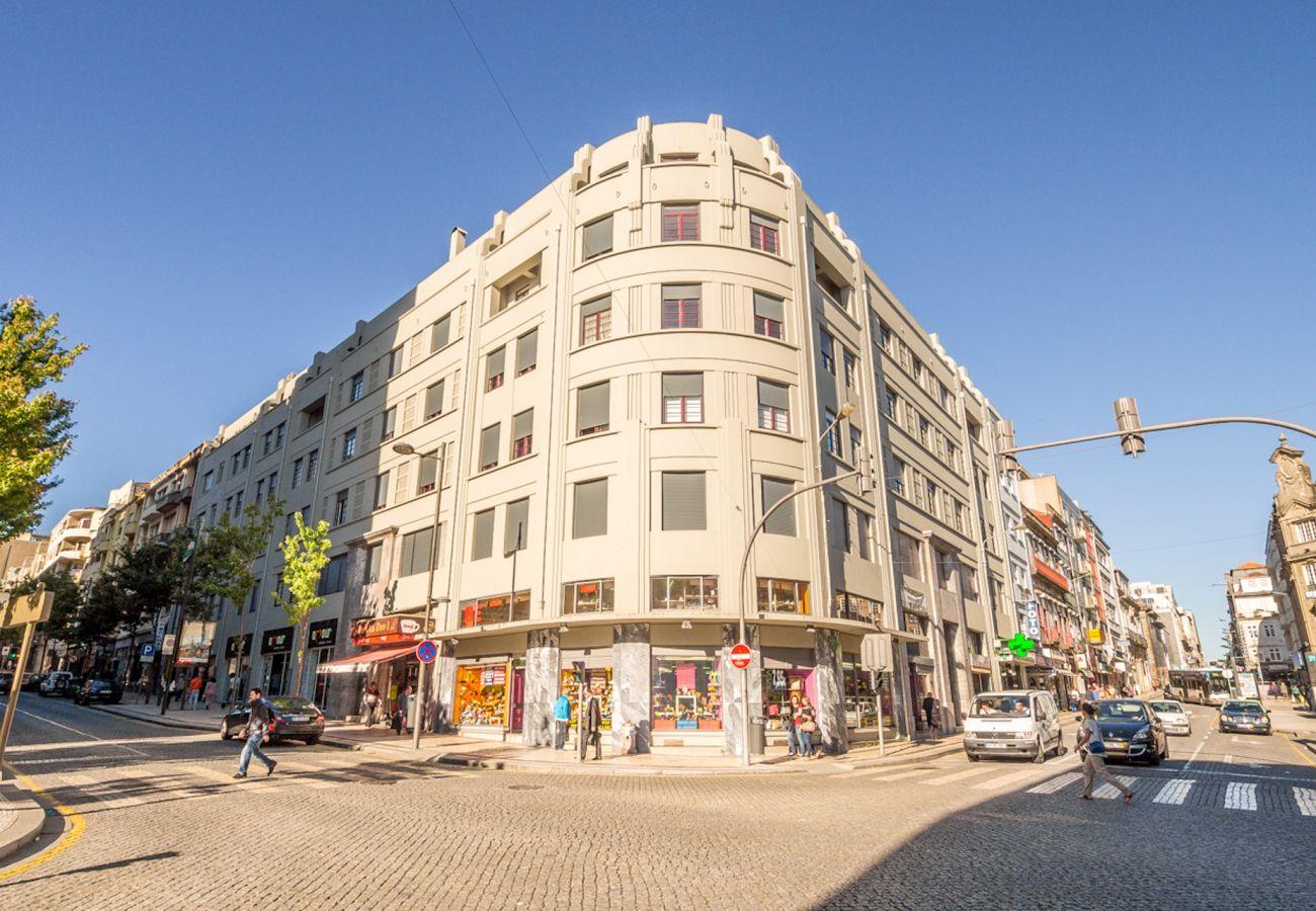 Ferienwohnung in Porto - Feel Porto Downtown Heaven