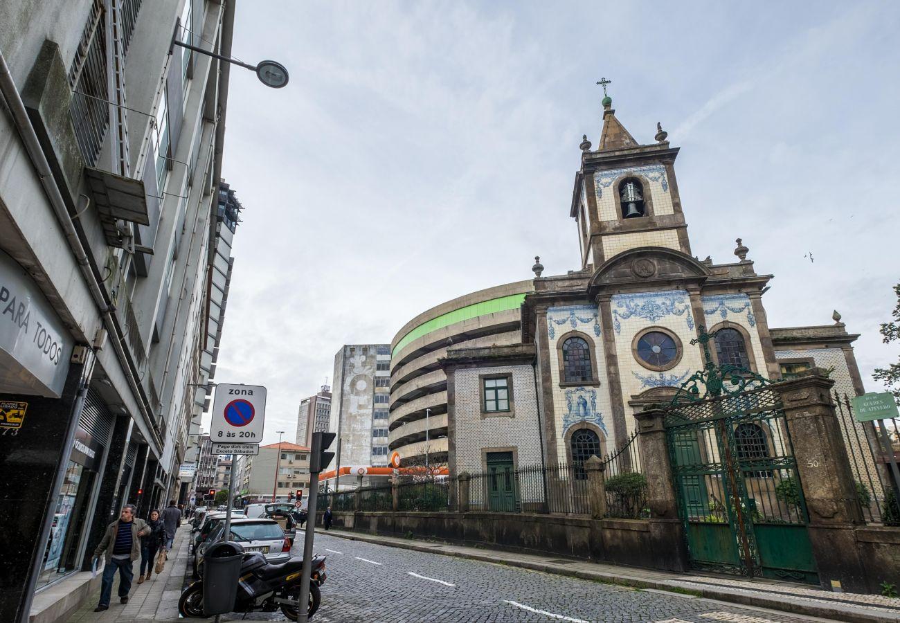 Ferienwohnung in Porto - Feel Porto Vintage Townhouse