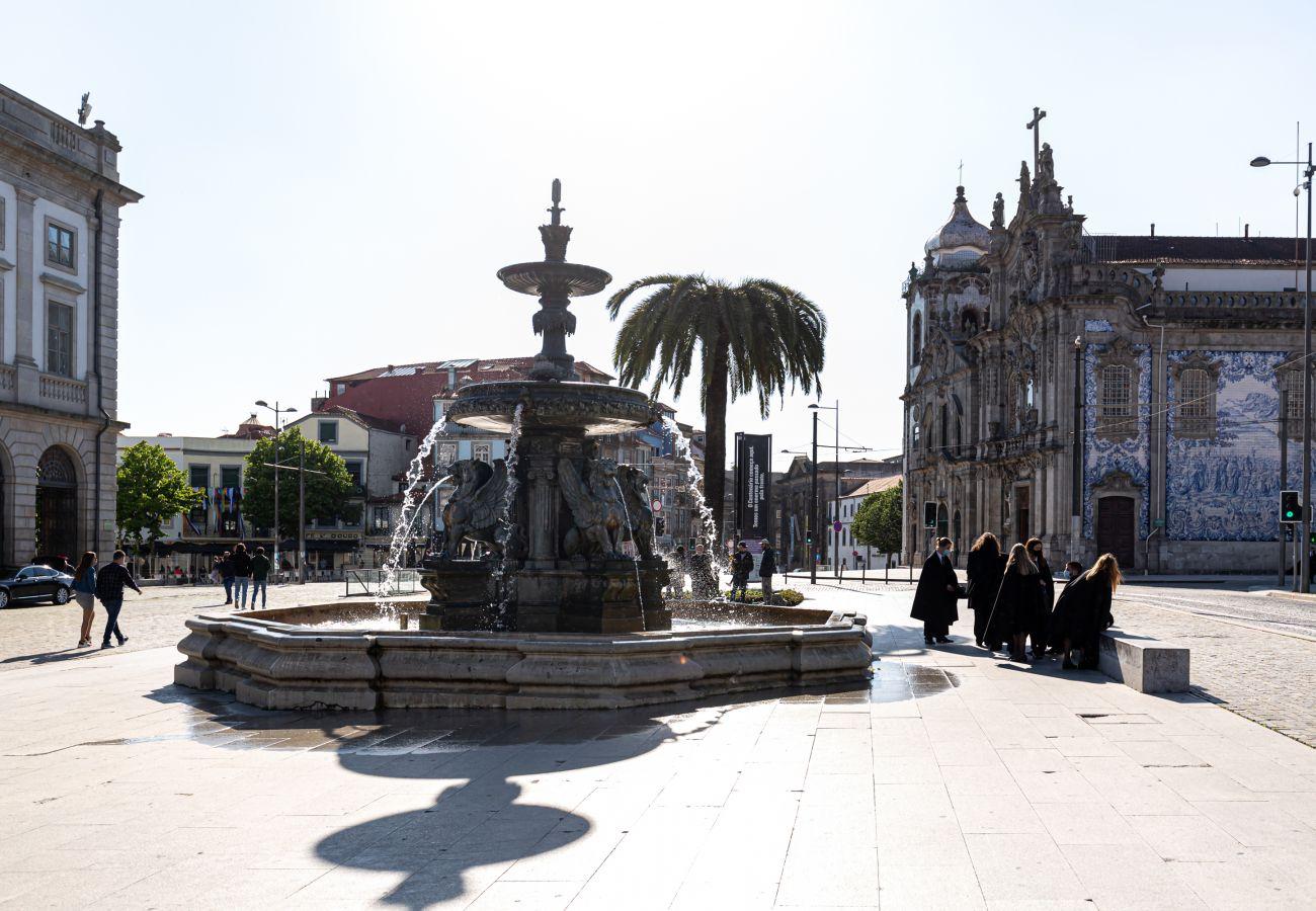 Ferienwohnung in Porto - Galerias Fashion Nightlife Flat