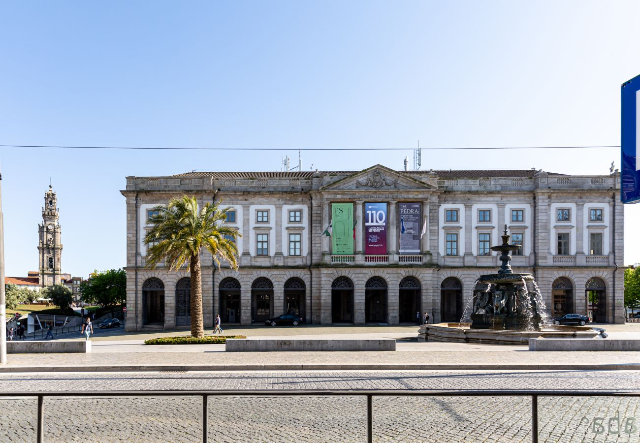 Ferienwohnung in Porto - Galerias Haute Couture Nightlife Flat