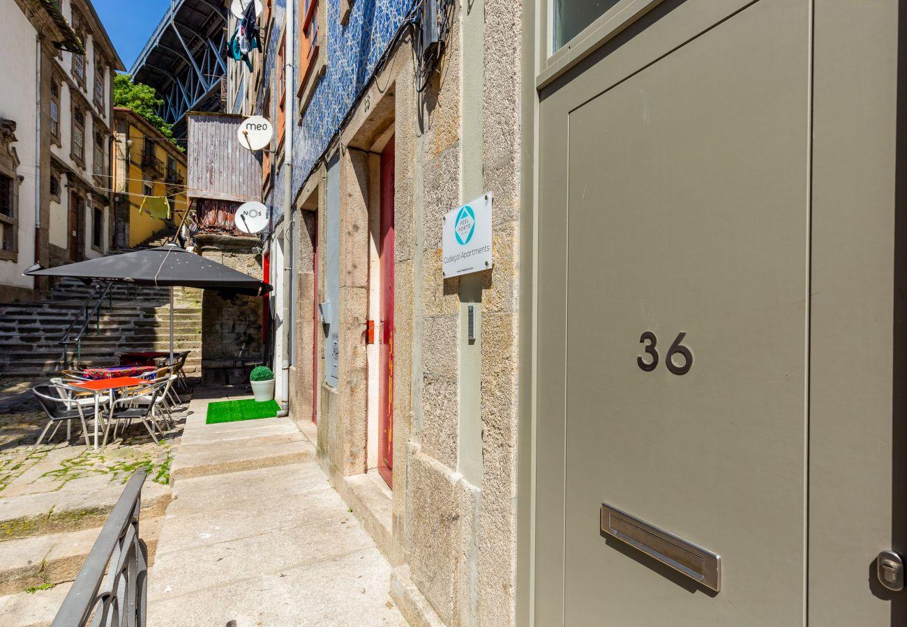 Ferienwohnung in Porto - Feel Porto Codeçal Apartment 2.1