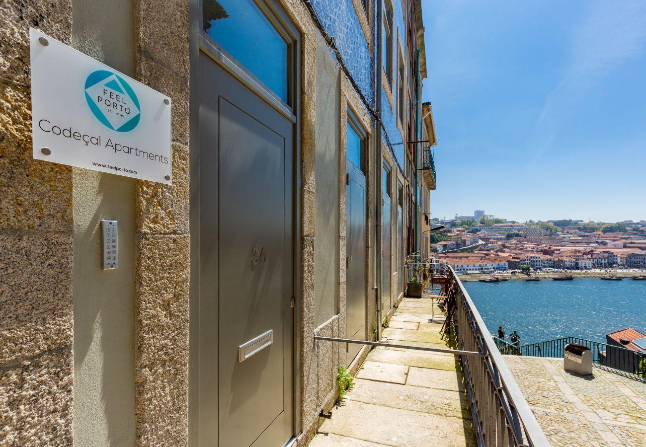 Feel Porto Codeçal Apartment 2.2 | Fluss Douro