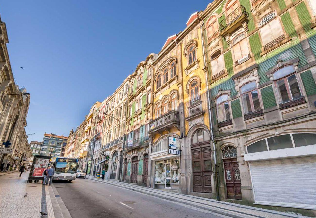 Ferienwohnung in Porto - Feel Porto Downtown City Break