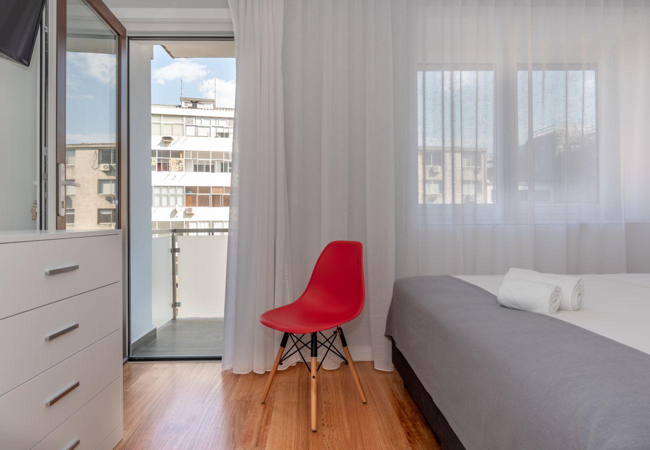 Ferienwohnung in Porto - Feel Porto Downtown Harmony