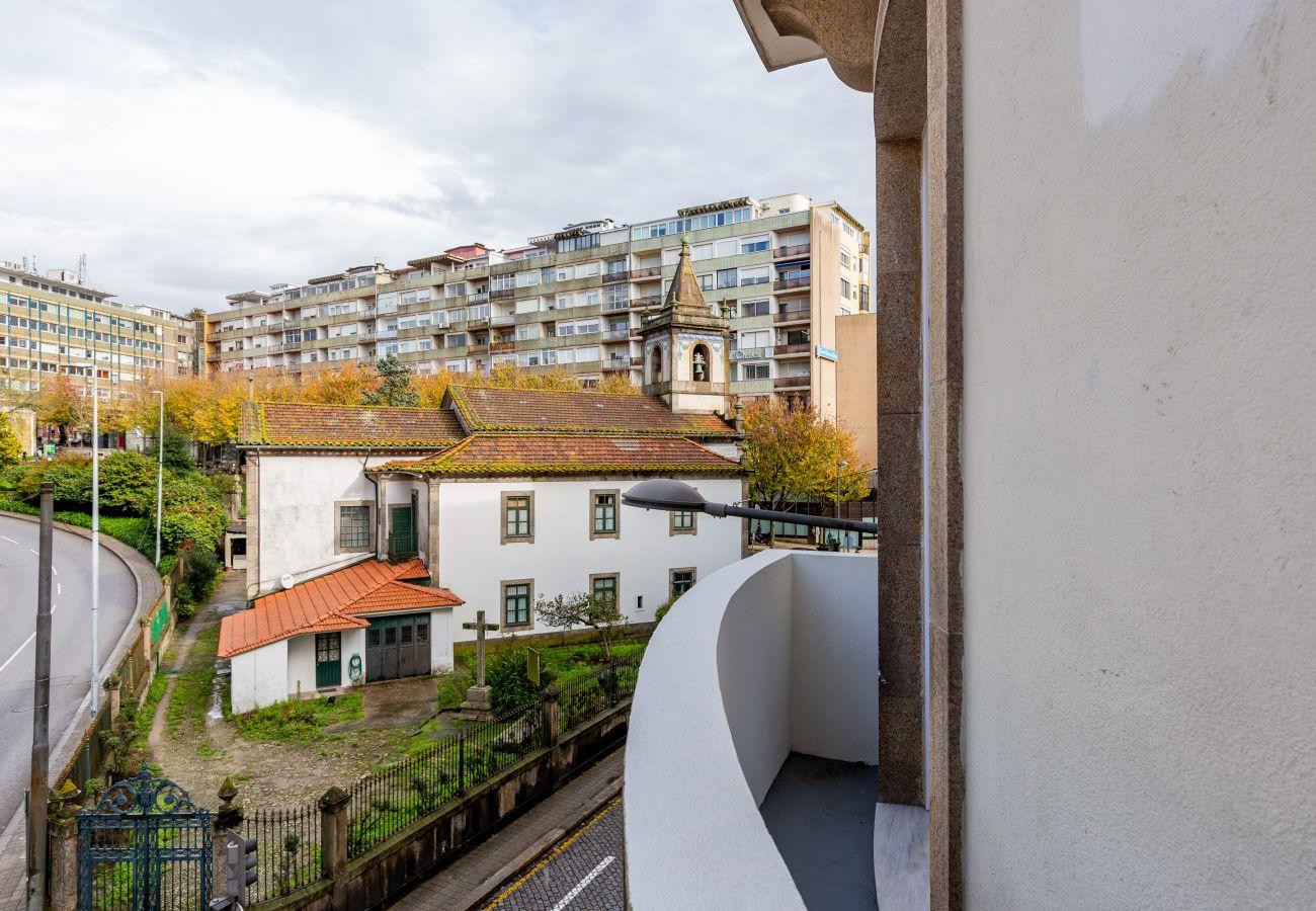Ferienwohnung in Porto - Feel Porto Bacchus Townhouse