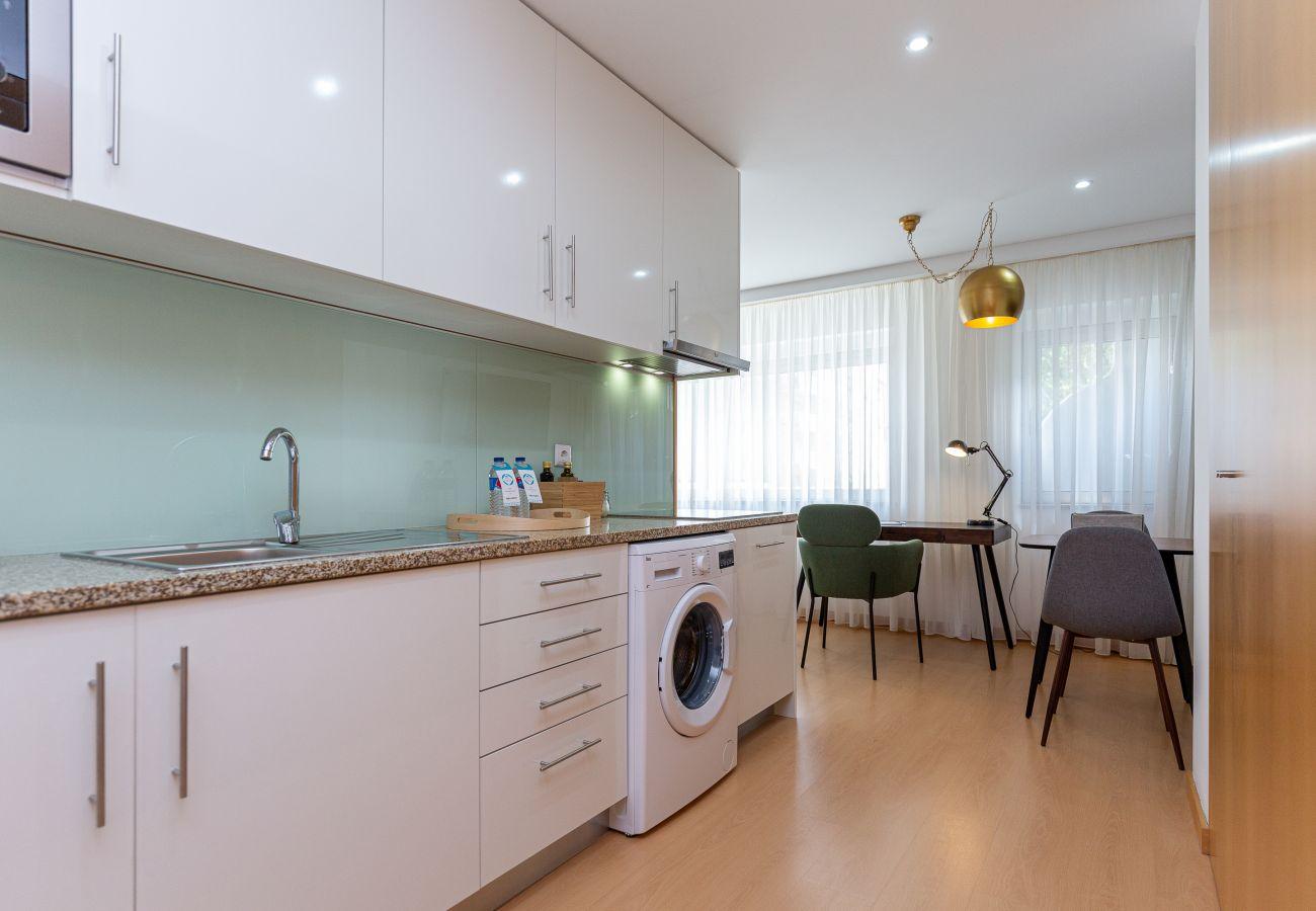 Studio in Porto - Feel Corporate Housing Marquês III