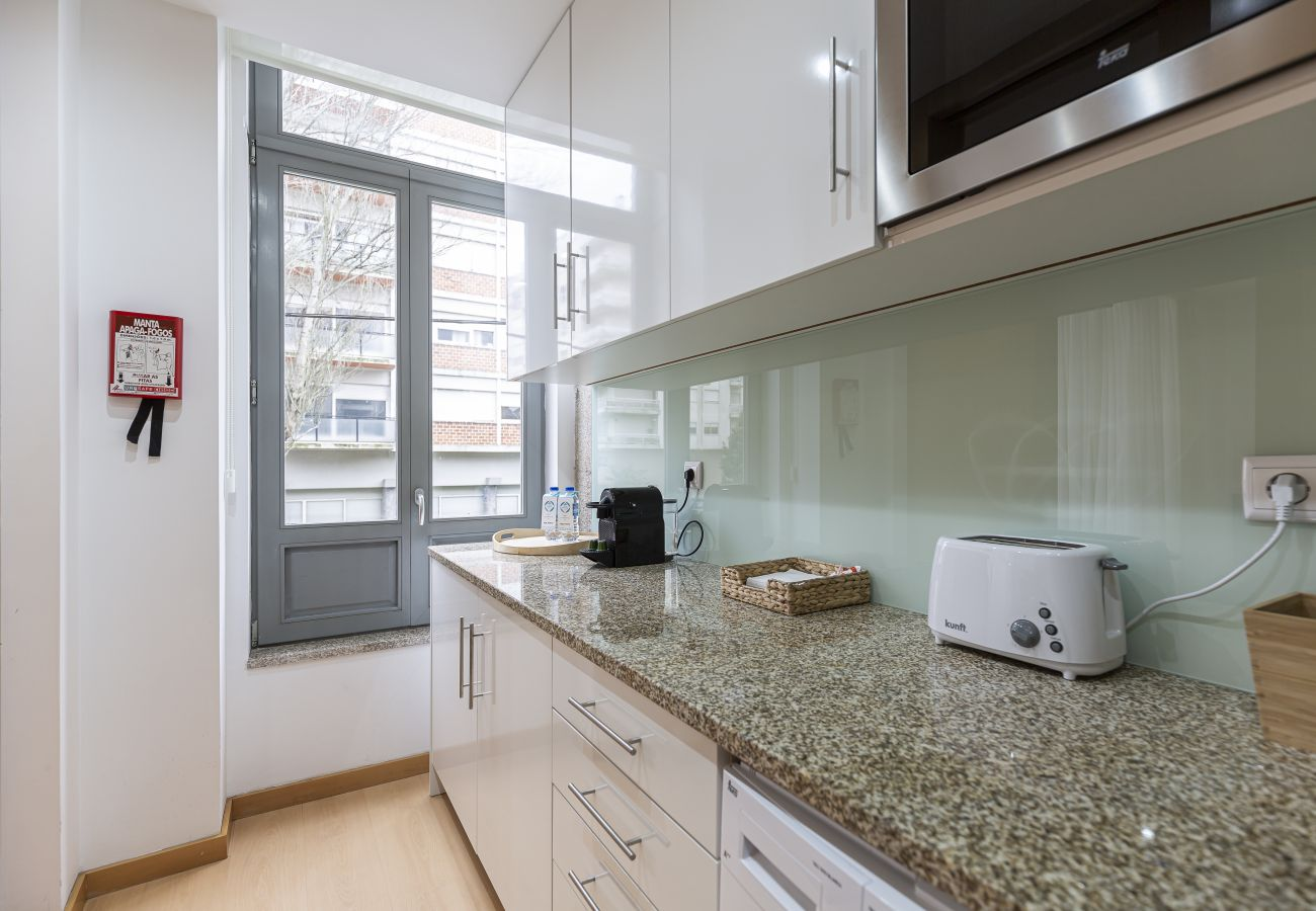 Studio in Porto - Feel Corporate Housing Marquês I