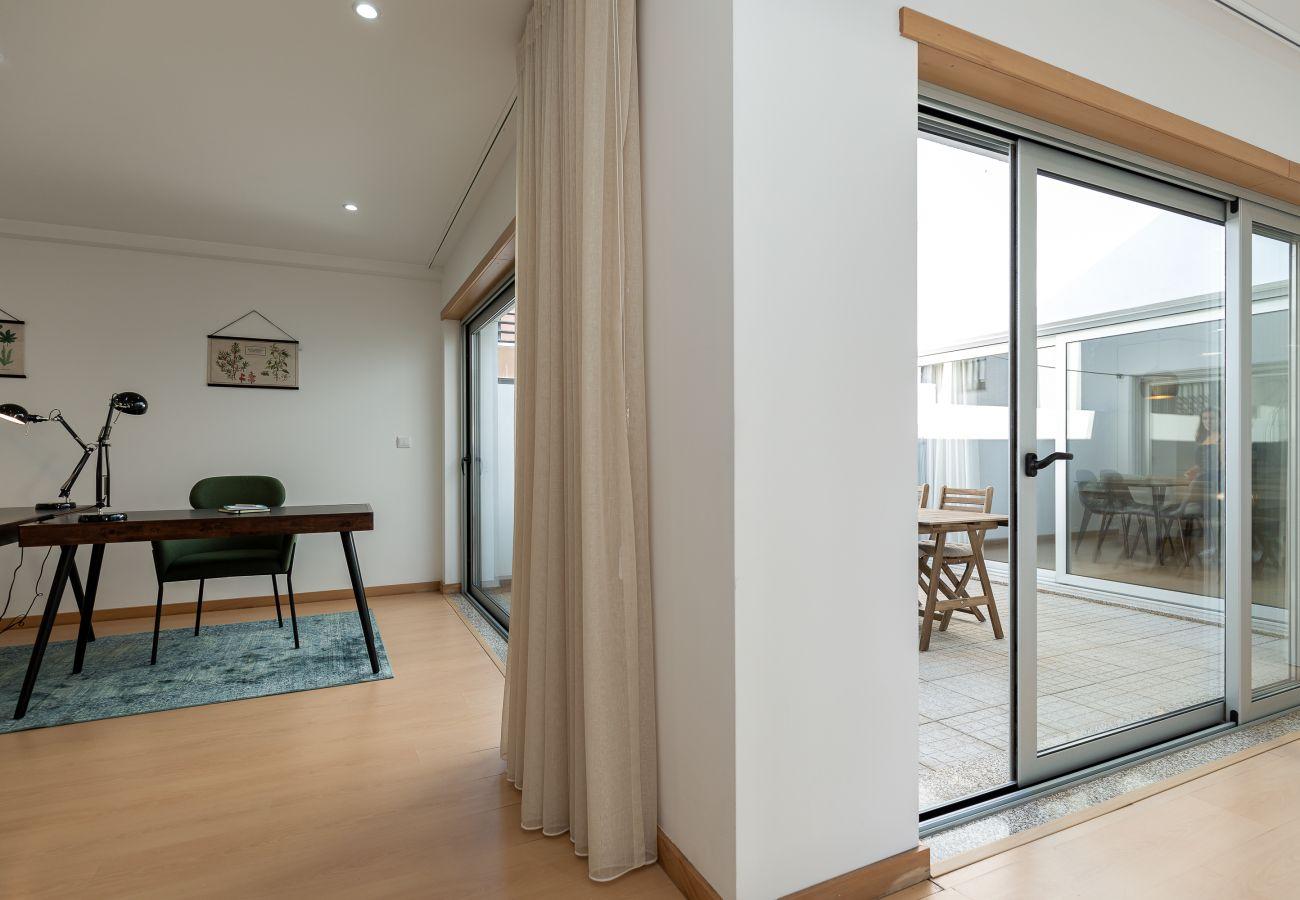 Ferienwohnung in Porto - Feel Porto Corporate Housing CC 2