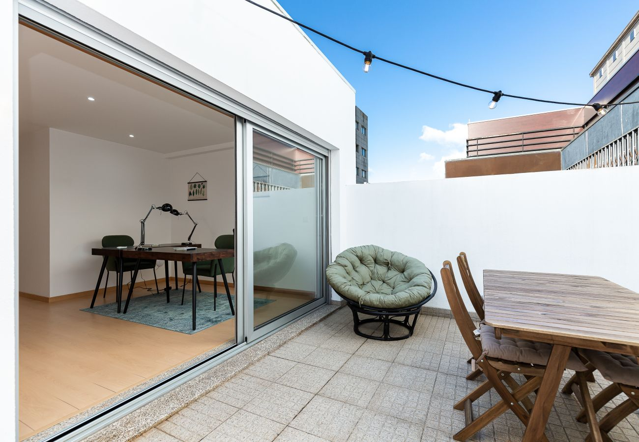 Ferienwohnung in Porto - Feel Corporate Housing Marquês II