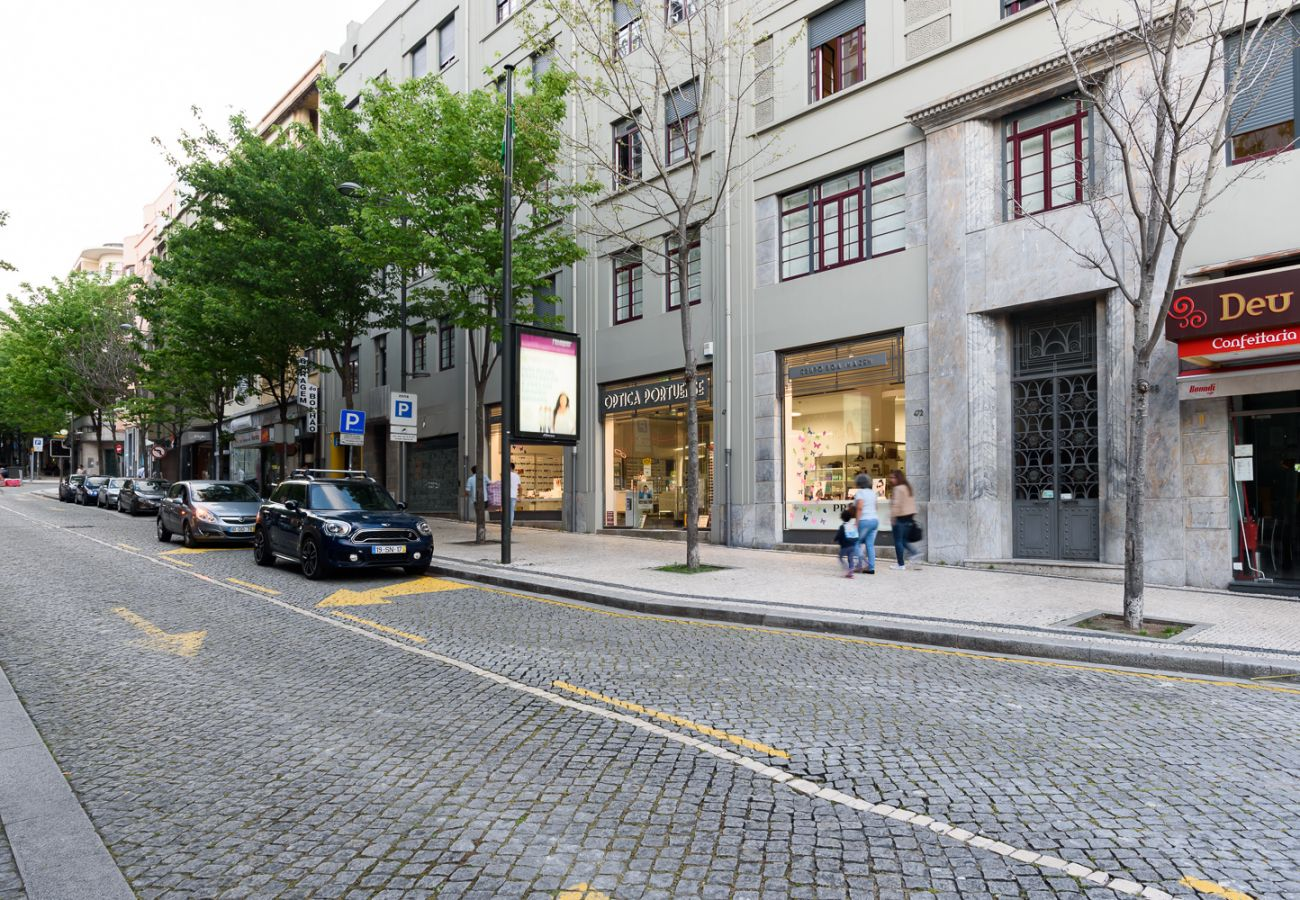Apartment in Porto - Feel Porto Downtown Poets Flat
