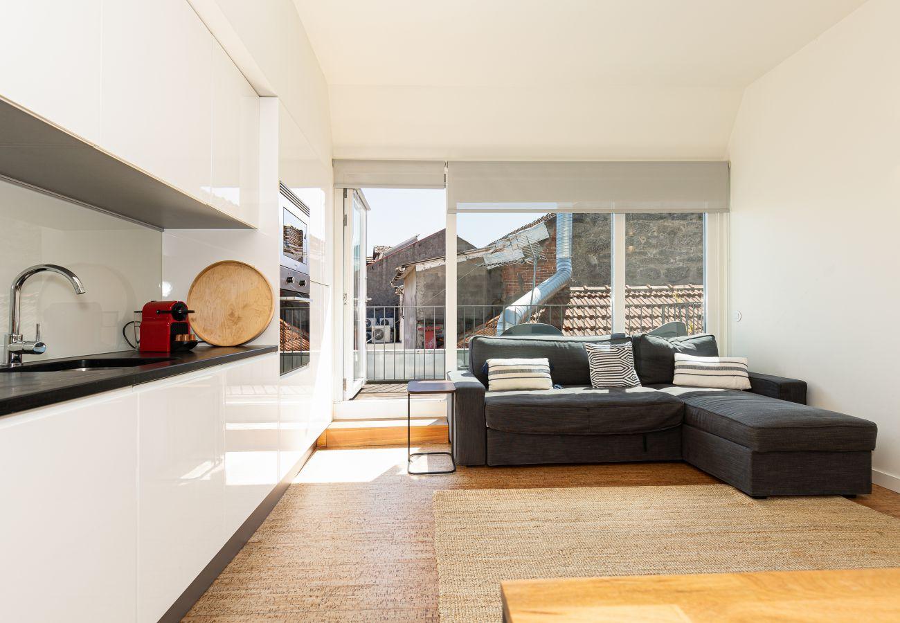 Apartment in Porto - Galerias Fashion Nightlife Flat