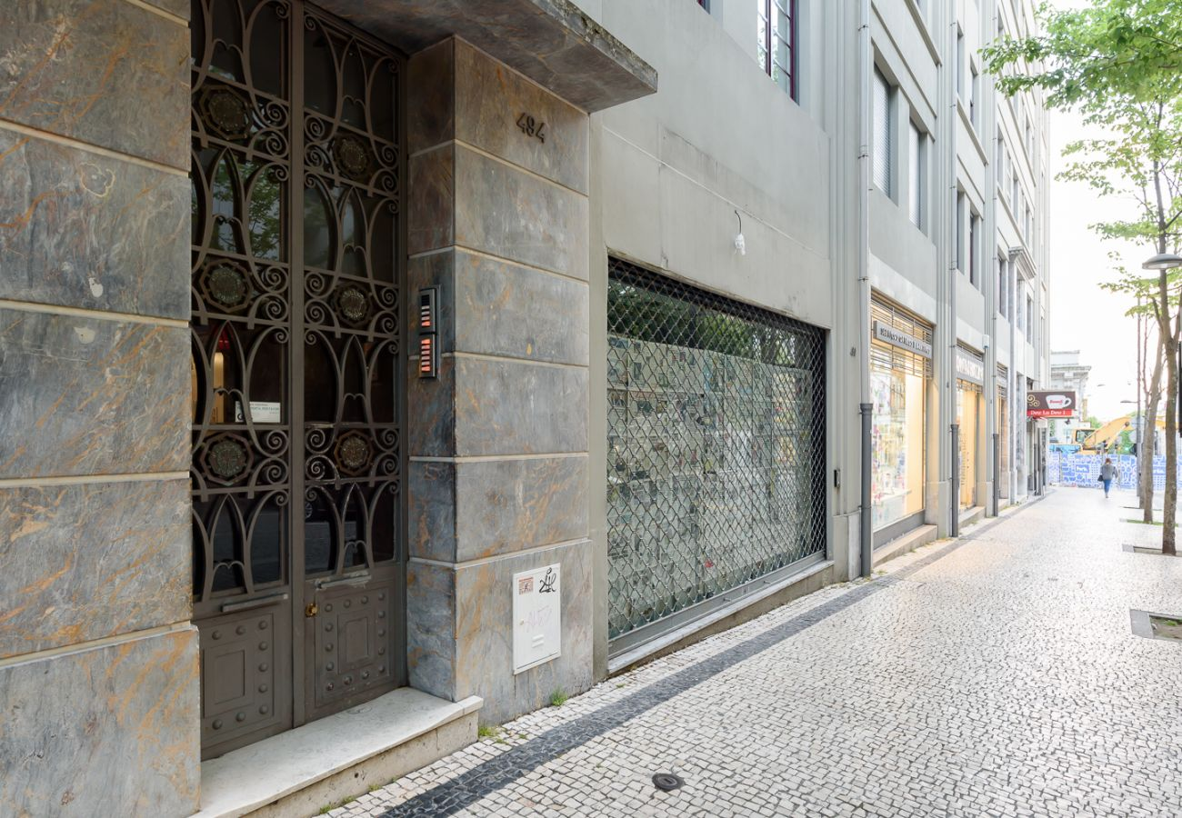 Apartamento en Oporto - Feel Porto Downtown Poets Flat