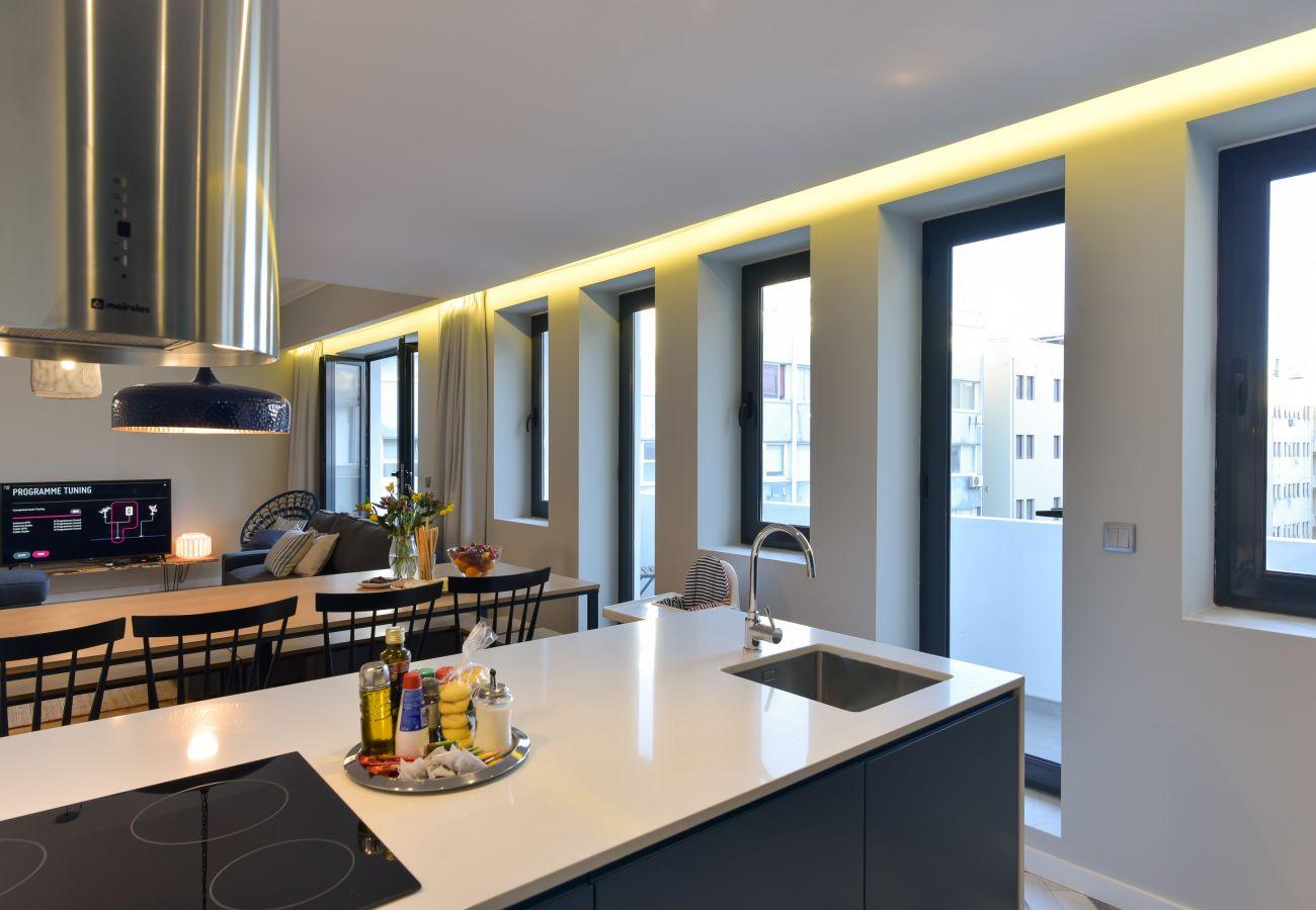 Apartamento en Oporto - Feel Porto Syrah Townhouse