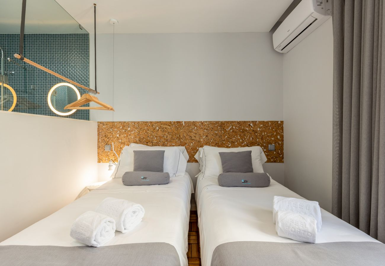 Apartamento en Oporto - Feel Porto LBV Townhouse