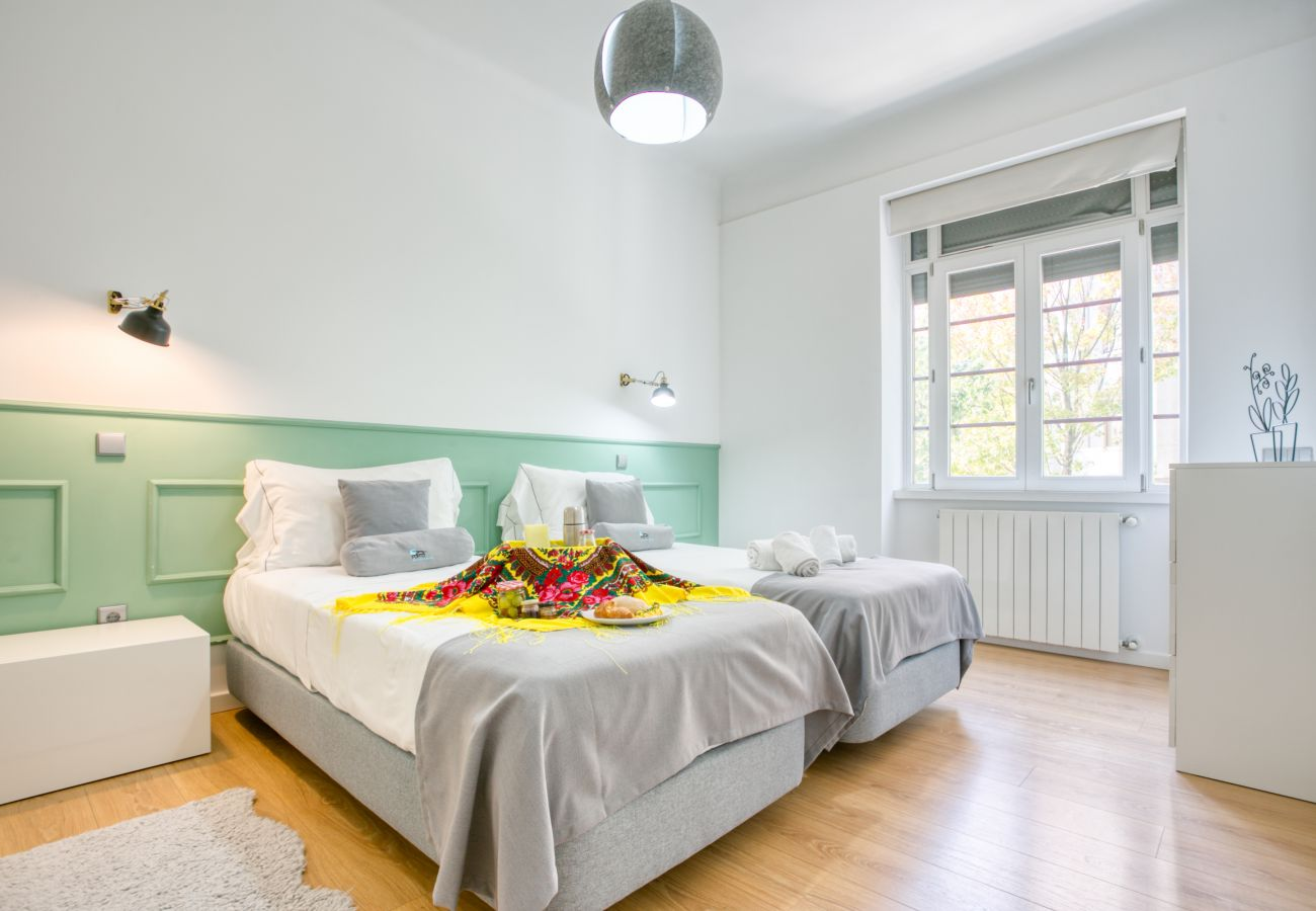 Apartamento en Oporto - Feel Porto Downtown Heaven