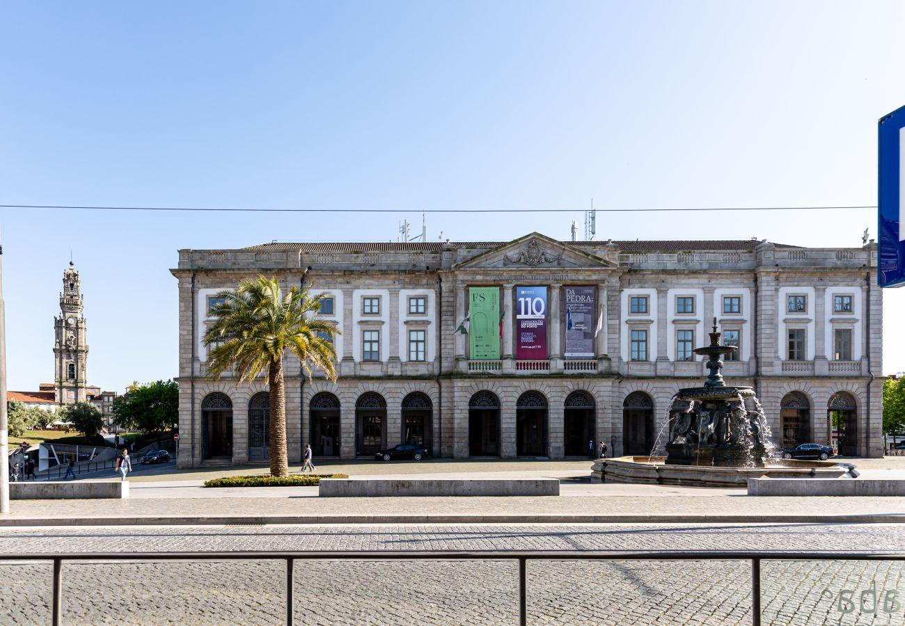 Estudio en Oporto - Iconic Nightlife Studio 204