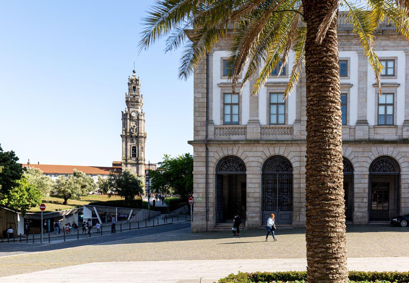 Estudio en Oporto - Iconic Nightlife Studio 104