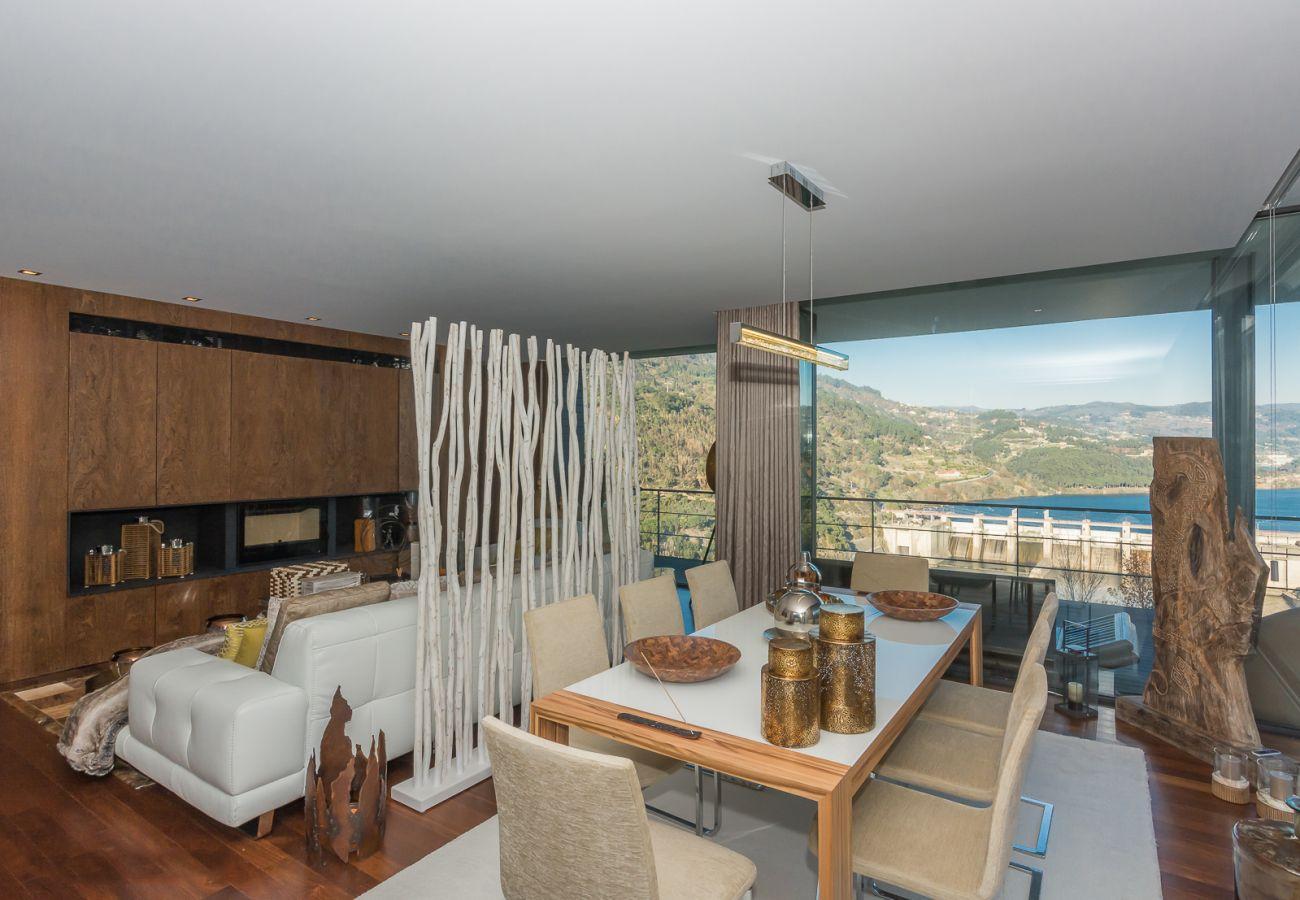 Villa en Cinfães - Feel Discovery Douro Retreat