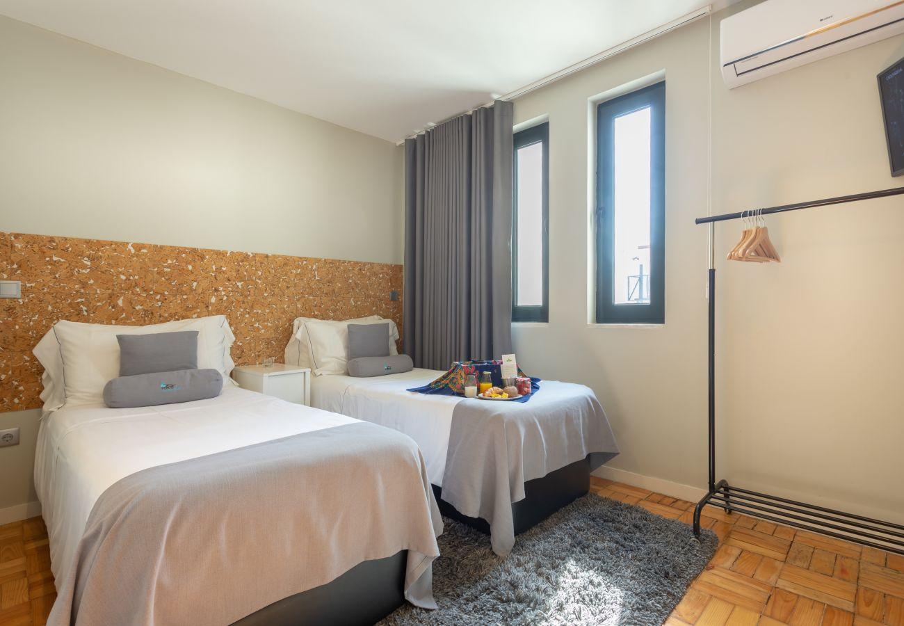 Appartement à Porto - Feel Porto Ruby Townhouse
