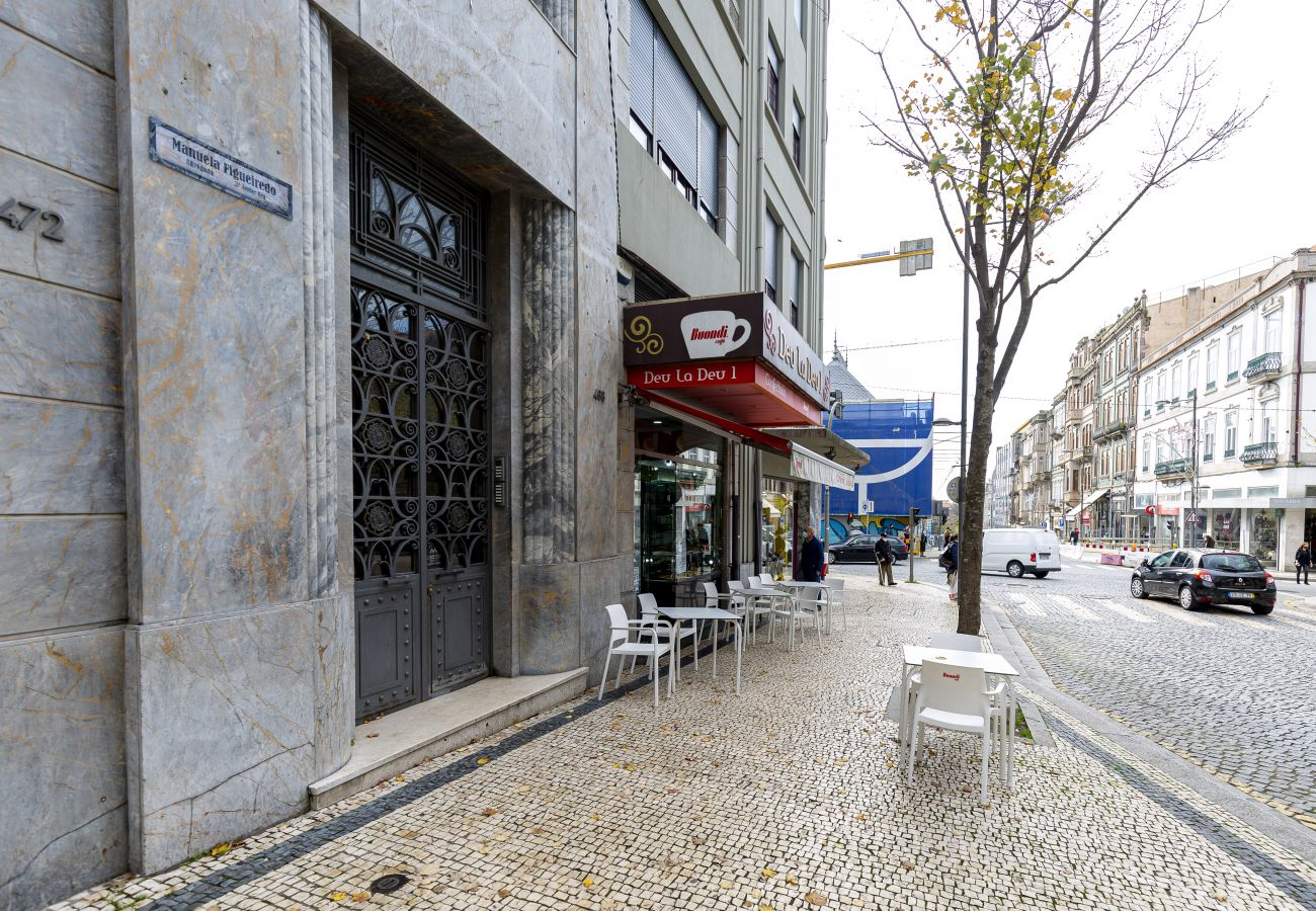 Appartement à Porto - Feel Porto Downtown City Roofs