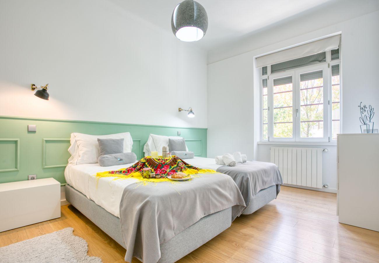 Appartement à Porto - Feel Porto Downtown Heaven