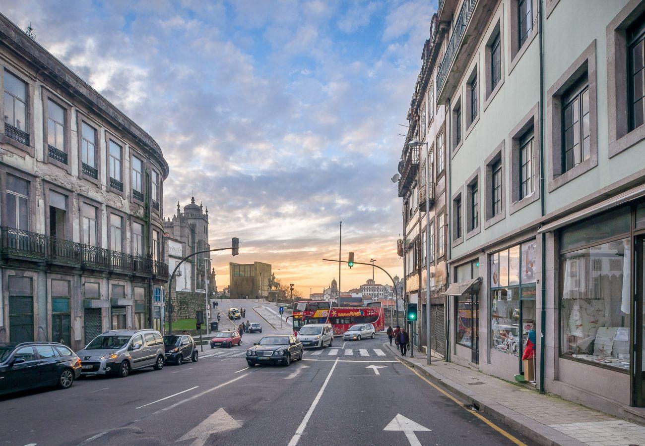 Appartement à Porto - Feel Porto Historic Boutique Flat