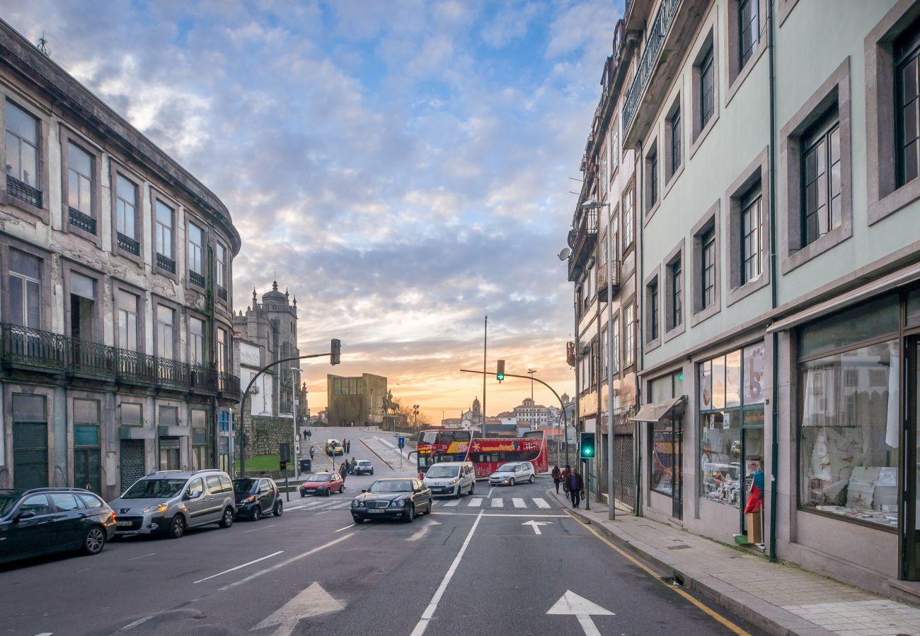 Appartement à Porto - Feel Porto Historic Cozy Flat