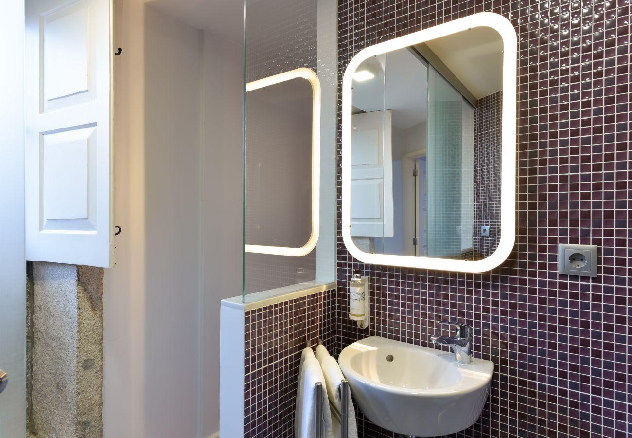 Appartement à Porto - Feel Porto Ribeira Vintage Duplex