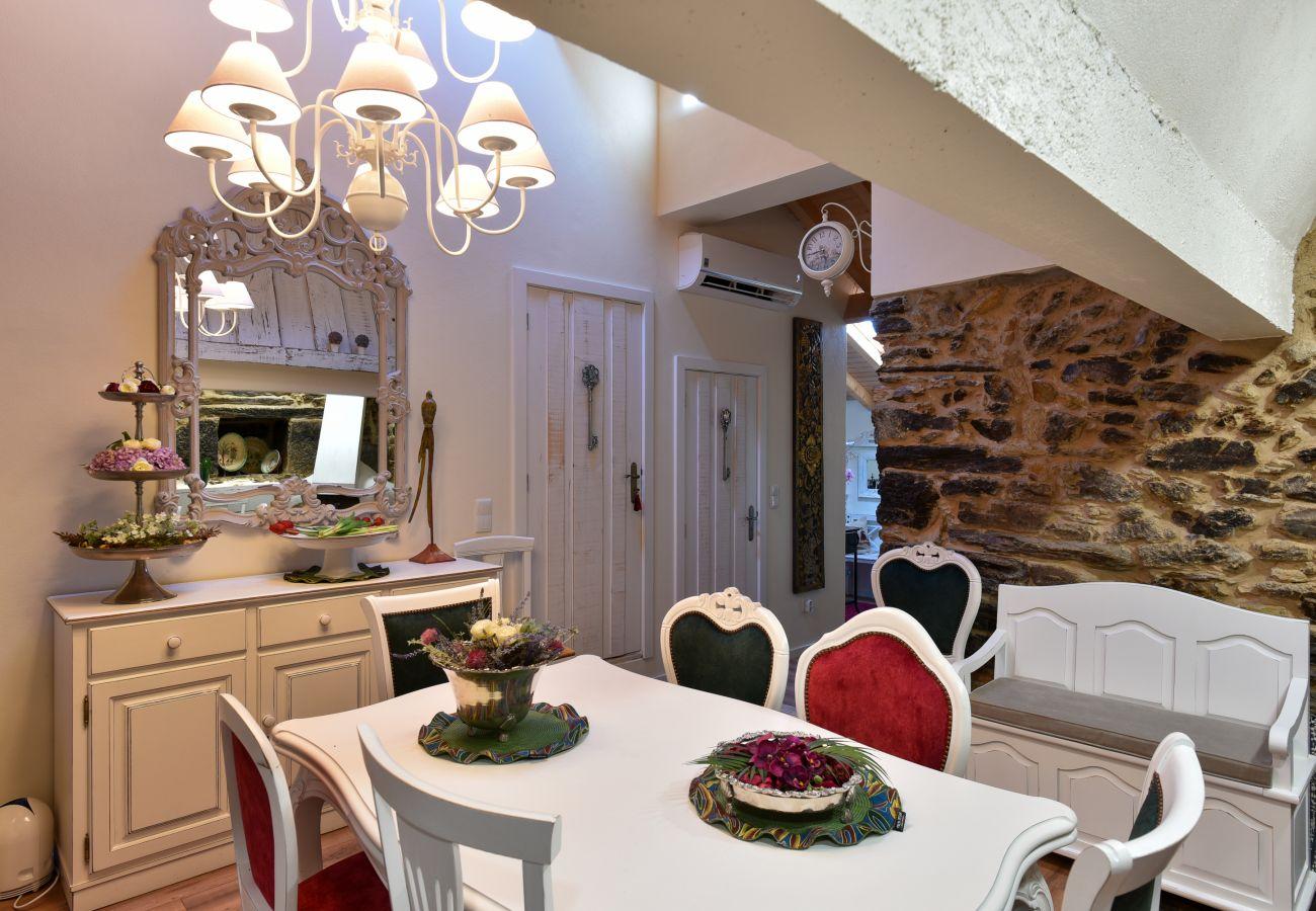 Villa à Arouca - Feel Discovery Passadiços Paiva - Casa da Cavada